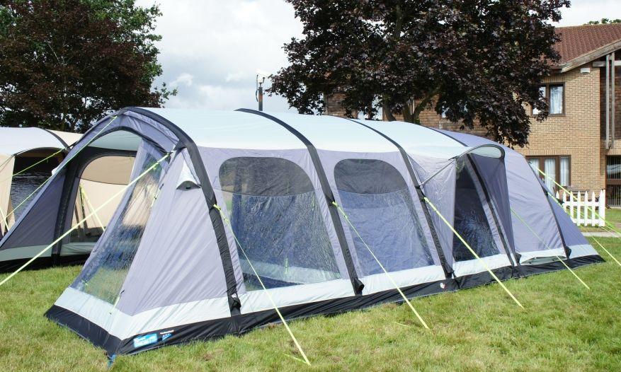 K&a Studland 8 Pro Air Tent 2018 | K&a Tents | OMeara C&ing & Studland 8 Pro Air Tent 2018 | Kampa Tents | OMeara Camping